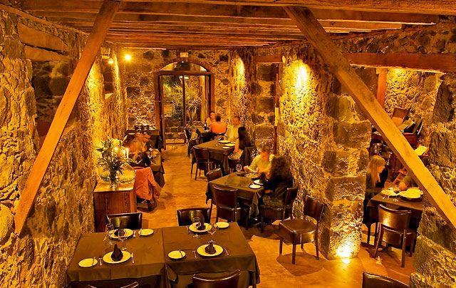 Resultado de imagen de restaurante osmunda