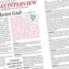 Entrevista con la astróloga Marion Grab