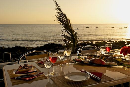 Consejo: Kiosco-Restaurante 7 islas, El Remo