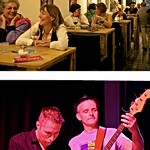Un lugar, mucha vida: <br />Comida, bebida, eventos, cultura &#038; arte