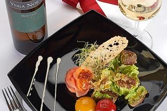 Plato del Restaurante Carmen