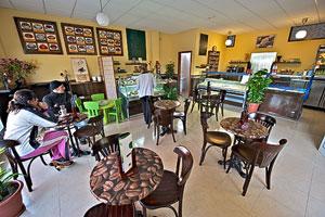 Neues Café in Puntagorda / La Palma