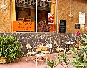 """Cafetería """"El Café"""""""