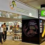 En el aeropuerto y en internet: Hecho en La Palma