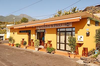 El restaurante Casa Kiko
