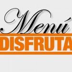 ¡DISFRUTA!-Menü der Ausgabe 10