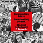 Ein Abend im Restaurant El Rinconcito
