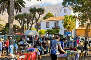 Märkte auf La Palma
