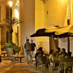 Una noche en Santa Cruz de La Palma