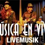 Livemusik auf La Palma